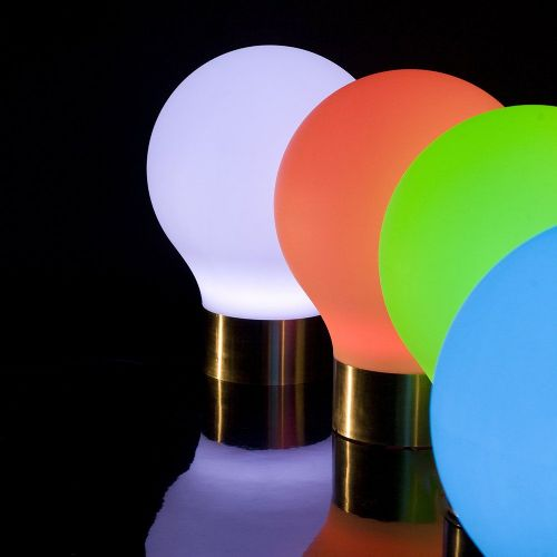 Colour Changing LED Light Lamp - Large